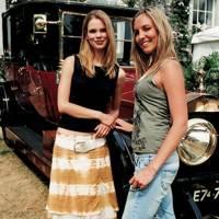 Satu Suominen and Kellie von Stein