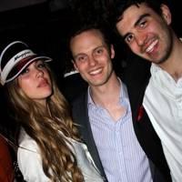 Sabrina Percy, Michael Robinson and Edward Leonardo Seixas Osborne
