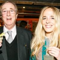 Mark Davies and Sophia Davies