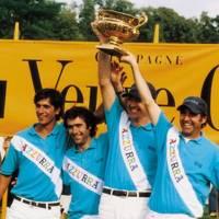 Negro Novillo Astrada, Juan Martin Nero, Stefano Marsaglia and Marcos Heguy