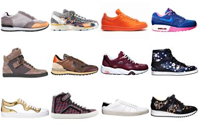 bd73f25735a1 Trend alert - Trainers - AW14 trends fashion trends
