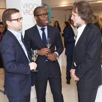 Daniel Mateos, Aaron Boateng and Paul Green