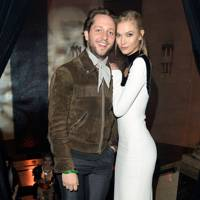 Derek Blasberg and Karlie Kloss