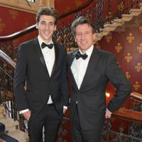 Harry Coe and Lord Sebastian Coe