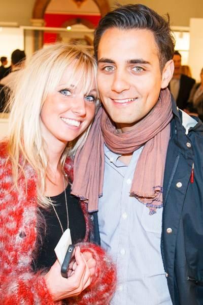 Johanna Ambrosius and Omar Akyat