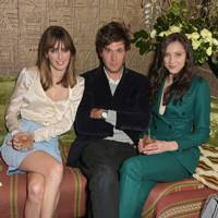 Lady Alice Manners, Isaac Ferry and Matilda Lowther