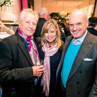 David Jenkins, Sarah Standing and Nicholas Coleridge