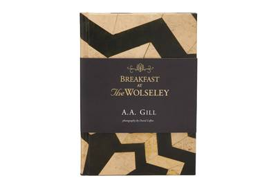Breakfast at The Wolseley