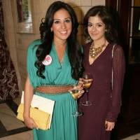 Diana Karapetyan and Lianna Kazaryan