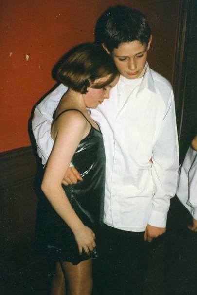 Vicky Mason and Nick Bartle