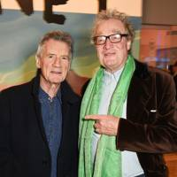 Michael Palin and Christopher Sykes
