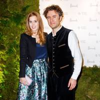 Princess Beatrice and Thomas Heatherwick