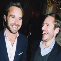 Andrew Harding and Prince Louis de Rohan