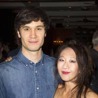Andrew Leung and Elizabeth Chan