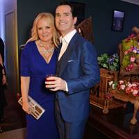 Suzanne Todd and Jimmy Carr
