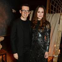 Erdem Moralioglu and Keira Knightley