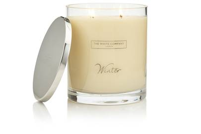 Winter Indulgence, £140, by The White Company