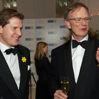 Charlie Pragnell and Tom Hughes-Hallett