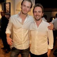 Rasmus Andersen and Jonny Boud