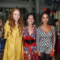 Lily Cole, Hikari Yokoyama and Lianne La Havas