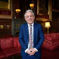 2. The Rt Hon John Bercow MP