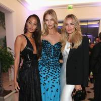 Joan Smalls, Karlie Kloss and Natasha Poly
