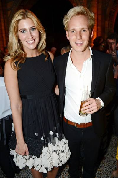 Cheska Hull and Jamie Laing