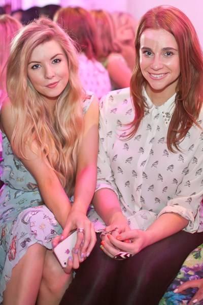 Katie Murnane and Laura Sutcliffe
