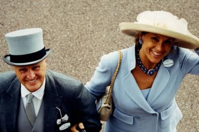 Winston Churchill and Mrs Winston Churchill