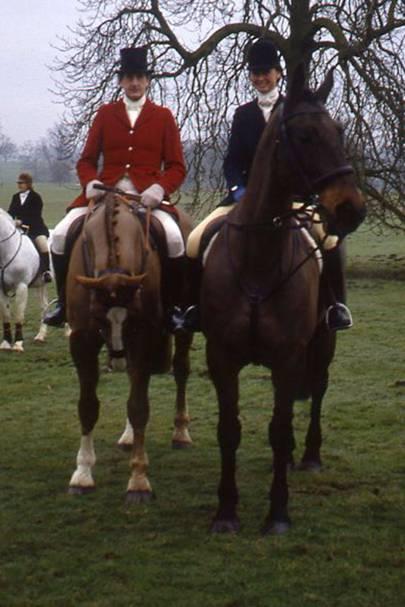 Robert Cooper and Mrs John Barrow