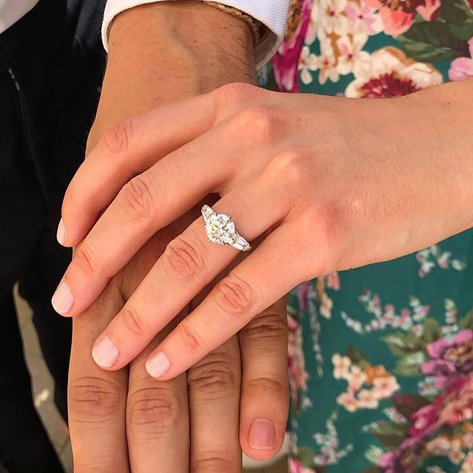 royal engagement rings princess diana the duchess of sussex s engagement rings tatler royal engagement rings princess diana