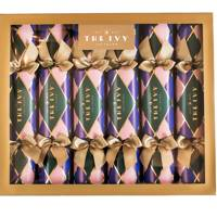 The Ivy Centenary crackers
