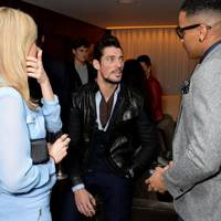 Laura Whitmore, David Gandy and Reggie Yates