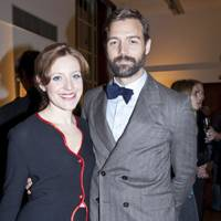 Lucy Evans and Patrick Grant