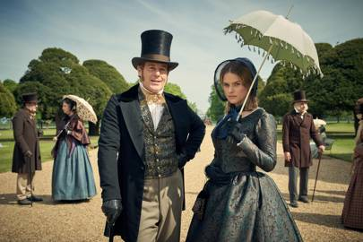 Julian Fellowes' 'Belgravia' is set to be your new favourite TV period drama