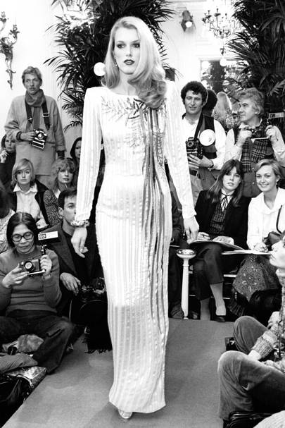 Princess Caroline of Monaco, 1979.