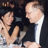 Nastasya Pentz and Charles O'Donnell