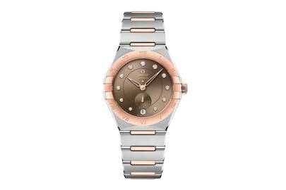 Omega - Constellation Co-Axial Master Chronometer Small Seconds 34MM