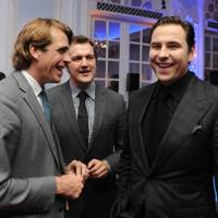 Ben Elliot, James Serafinowicz and David Walliams