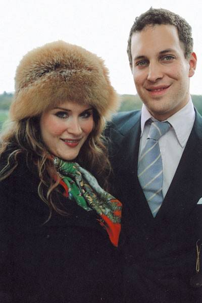Sophie Edelstein and Lord Frederick Windsor