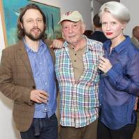 Mark Pattenden, David Bailey and Megan Piper