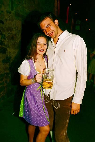 Ophelia Jeffrey and Daniel MacLaurin