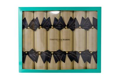 Fortnum & Mason Glittering crackers