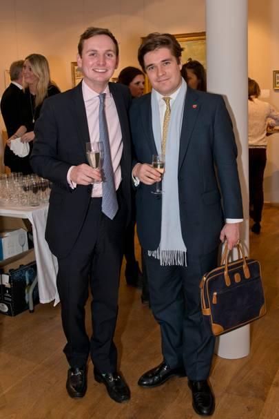 Ferdinand Beresford and Geordie Laing