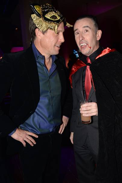 Hugh Grant and Steve Coogan