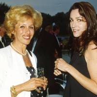 The Duchess of Marlborough and Lady Rose Musker