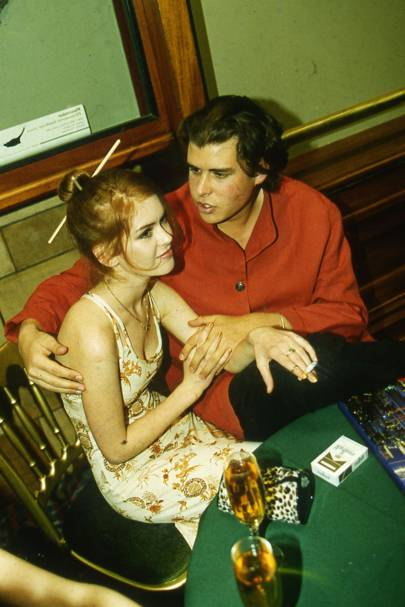 Isla Fisher and Anthony de Rothschild
