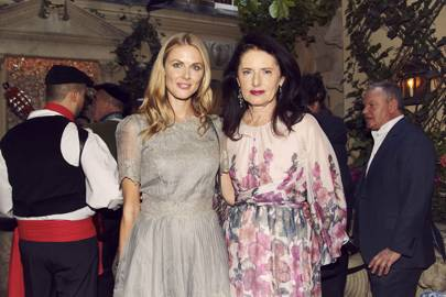 Donna Air and Luisa Beccaria
