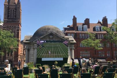 Best ways to watch Wimbledon if you don't have a ticket