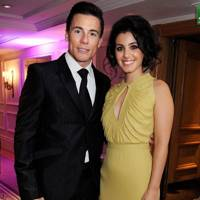 James Toseland and Katie Melua